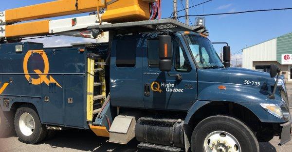Plus de 70 000 clients d'Hydro-Québec privés d'électricité