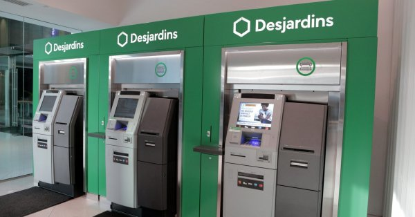 Les détenteurs de cartes de crédit Desjardins touchés par la fuite
