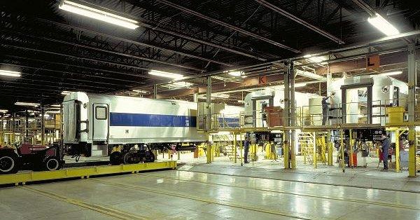Bombardier a essuyé une perte de 1,6 milliard