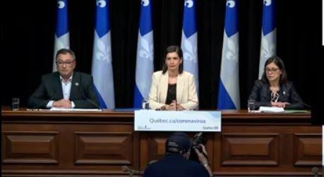 Bilan COVID-19 : 6 997 cas au Québec et 75 décès