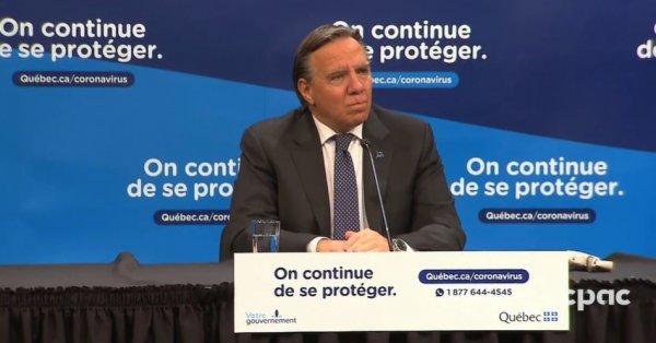 Hausse des cas de COVID-19 : François Legaut déplore un relâchement général
