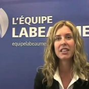 Julie Lemieux quittera