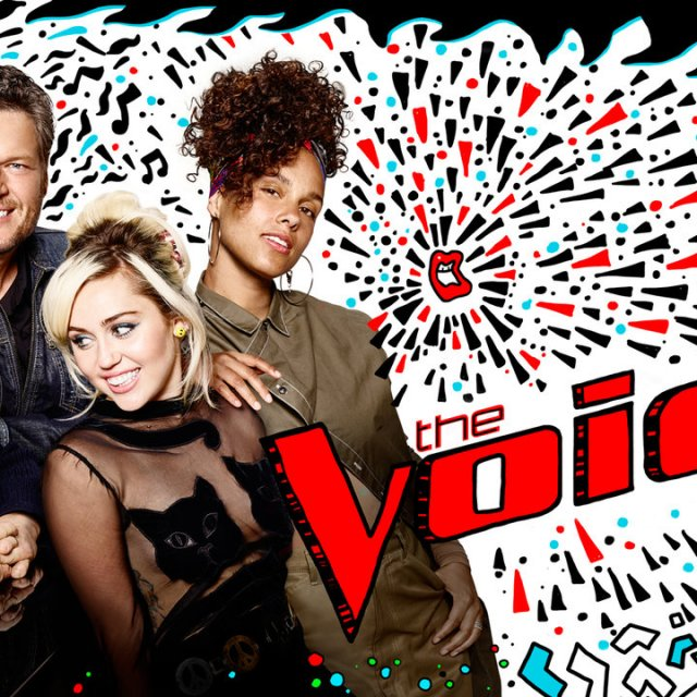Miley Cyrus, Alicia Keys, Adam Levine and Blake Shelton reprennent Dream On