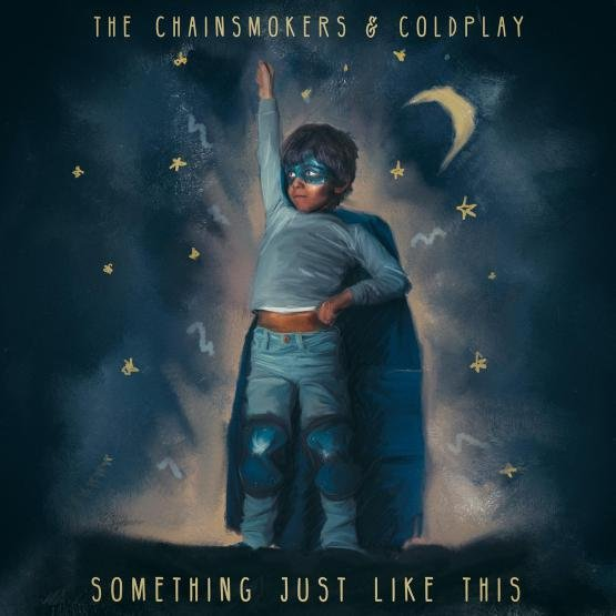 NOUVEAUTÉ: Coldplay & The Chainsmokers