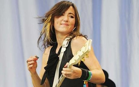 KT Tunstall revisite I Won't Back Down